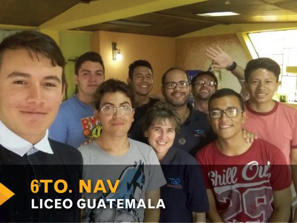6to. NAV Liceo Guatemala
