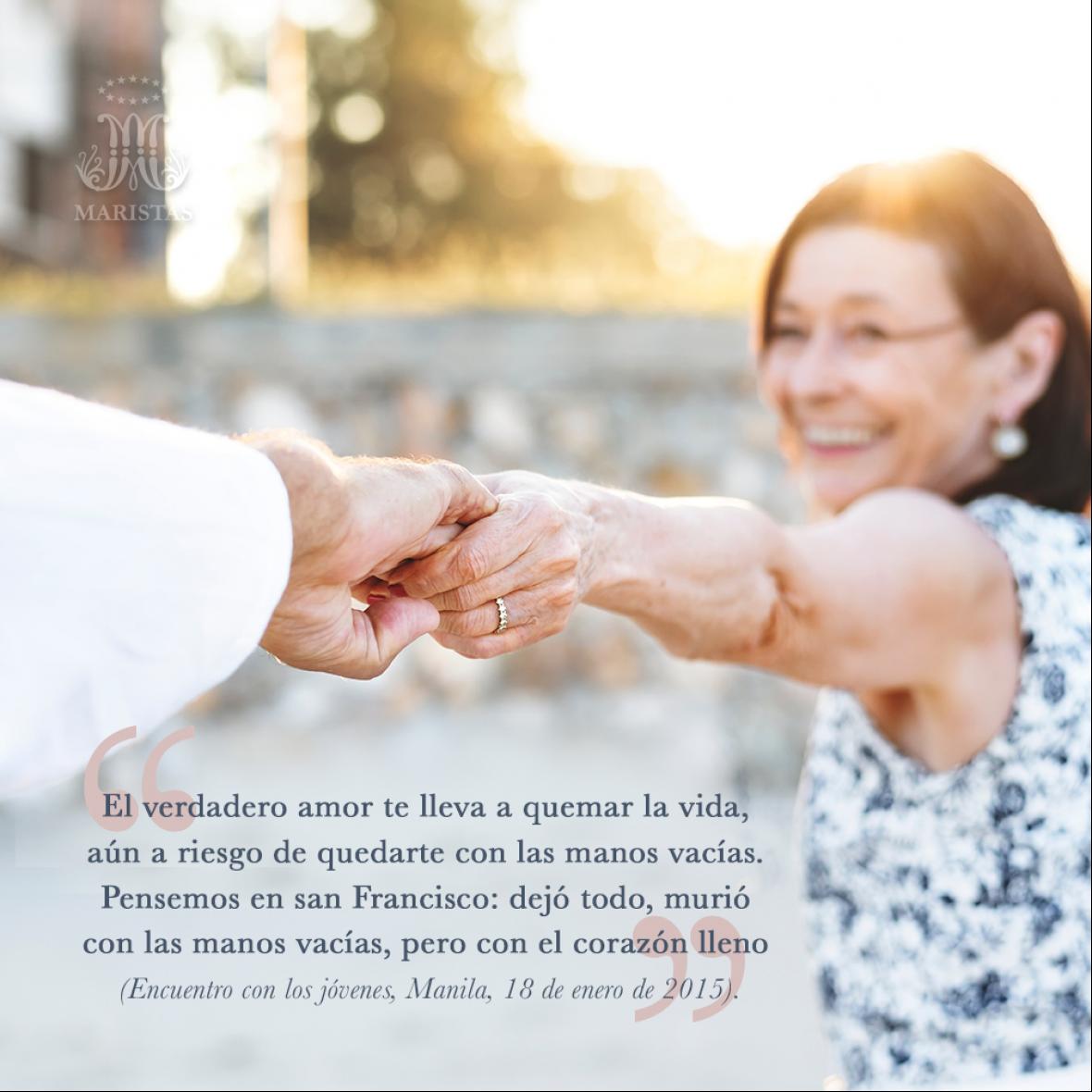 5 Frases Del Papa Francisco Para Los Enamorados